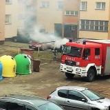 Strażacy w akcji…