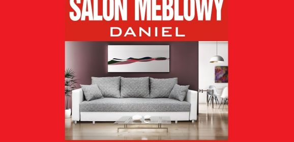 "Salon Meblowy ""Daniel"""