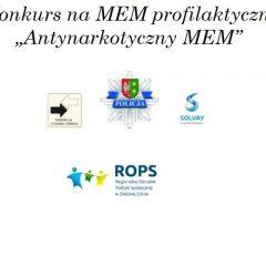 """Antynarkotyczny MEM"" – konkurs…"