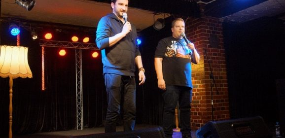 "Bękarty Stand-Up'u w klubie ""u Bulka""…"