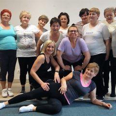 Krzeszyce – gimnastyka dla seniorów…