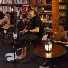 Biblioteka Publiczna – Wieczór poezji nie tylko śpiewanej…