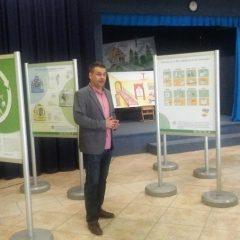 Mobilna ścieżka edukacji ekologicznej zawitała do Lubniewic…