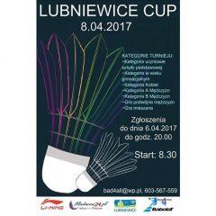8.04.2017r. Lubniewice Cup – zapraszamy