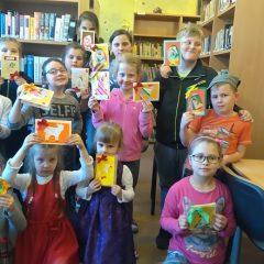 ,,Twórcza Wielkanoc'' w muszkowskiej bibliotece…