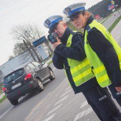 """Policyjna akcja """"Prędkość""""…"""