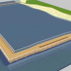 Ośno Lubuskie – Będą nowe pomosty nad jeziorem…