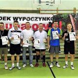 Wyniki Turnieju Badmintona…