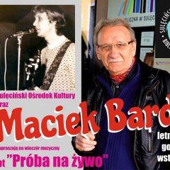 Maciek Barden – koncert