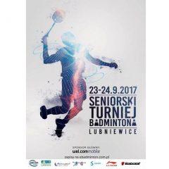 Seniorski Turniej Badmintona