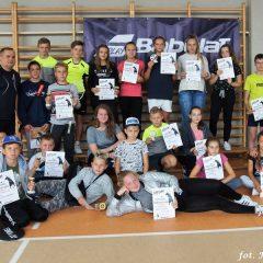 Turniej badmintona w Sulęcinie