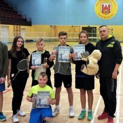 4 medale zawodników SKB Badminton4all