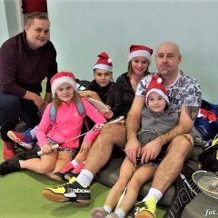 Świąteczny Turniej Badmintona