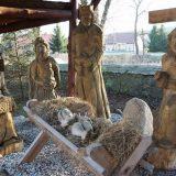 Szopka Bożonarodzeniowa w Pniowie
