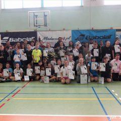 Finał Lubuskiej Ligi Badmintona