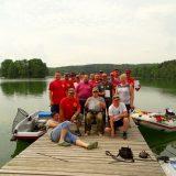 Wędkarskie zawody teamów