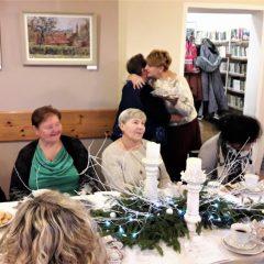 Świąteczne spotkanie w bibliotece