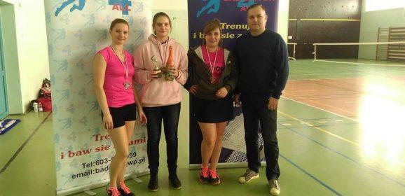Noworoczny Turniej Badmintona