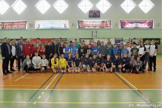 Mistrzostwa w badmintonie cz. 1