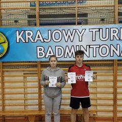 Krajowy Turniej Badmintona