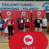 Turniej badmintona – Polanów