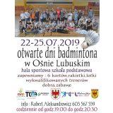 Otwarte Dni Badmintona