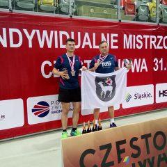 Robert Aleksandrowicz Wicemistrzem Polski