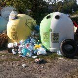 Śmieci w Sulęcinie