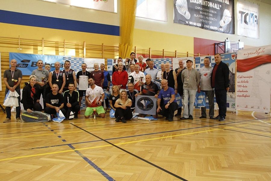 Ośno-Turniej Badmintona
