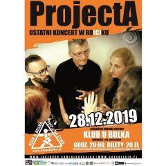 ProjectA – koncert