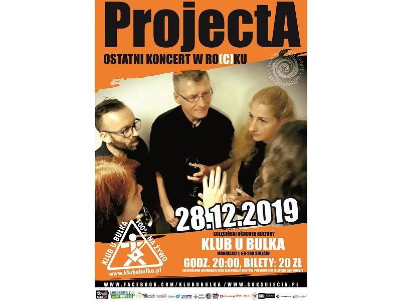 ProjectA - koncert