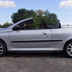 Sprzedam Peugeota 206 CC