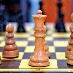 Turnieje szachowe Pawła Musina
