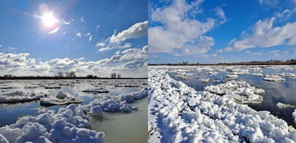 Zima nad Wartą