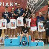 Wakacyjny Turniej Badmintona